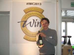 London - Judging at the IWC 2013